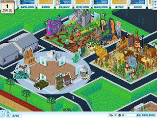 Hollywood Tycoon game sets creating
