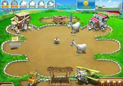 Download PC games Game Farm Frenzy 3