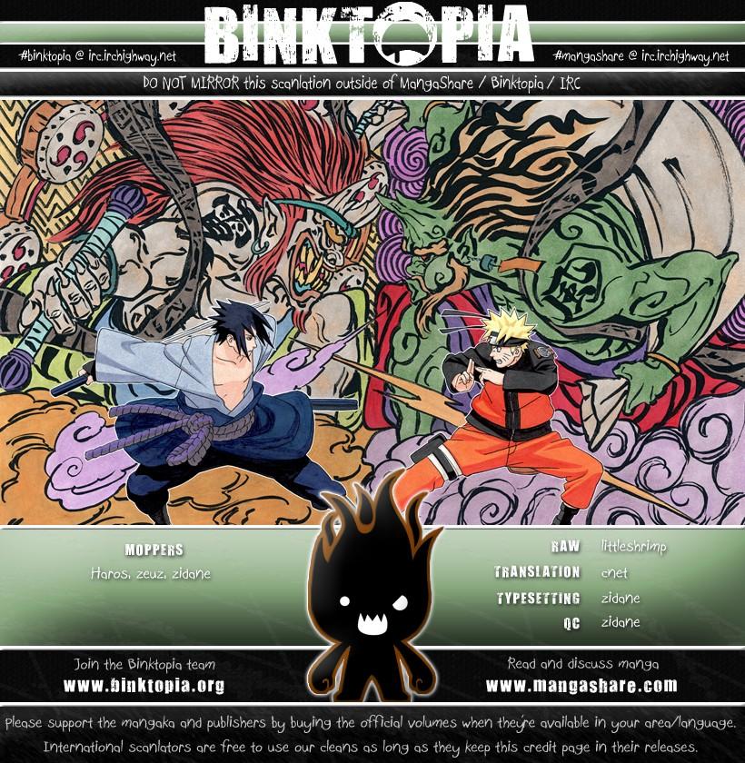 Naruto chap 468 Trang 18 - Mangak.info