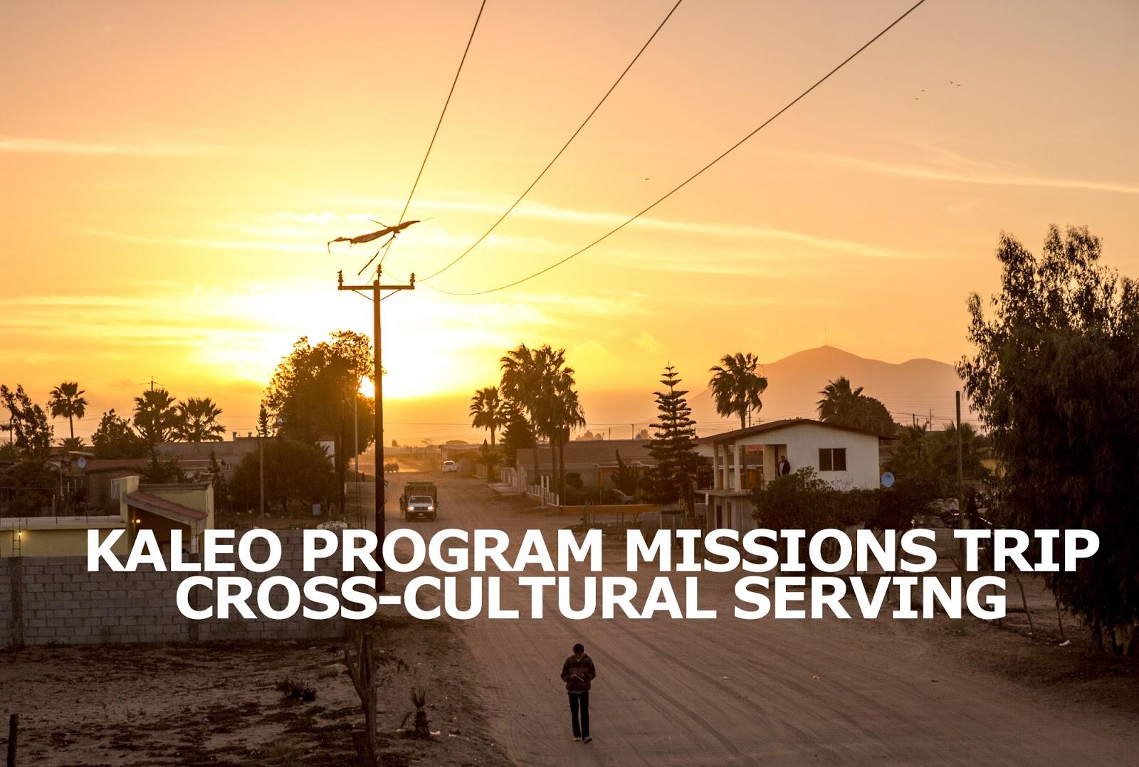 Kaleo Missions