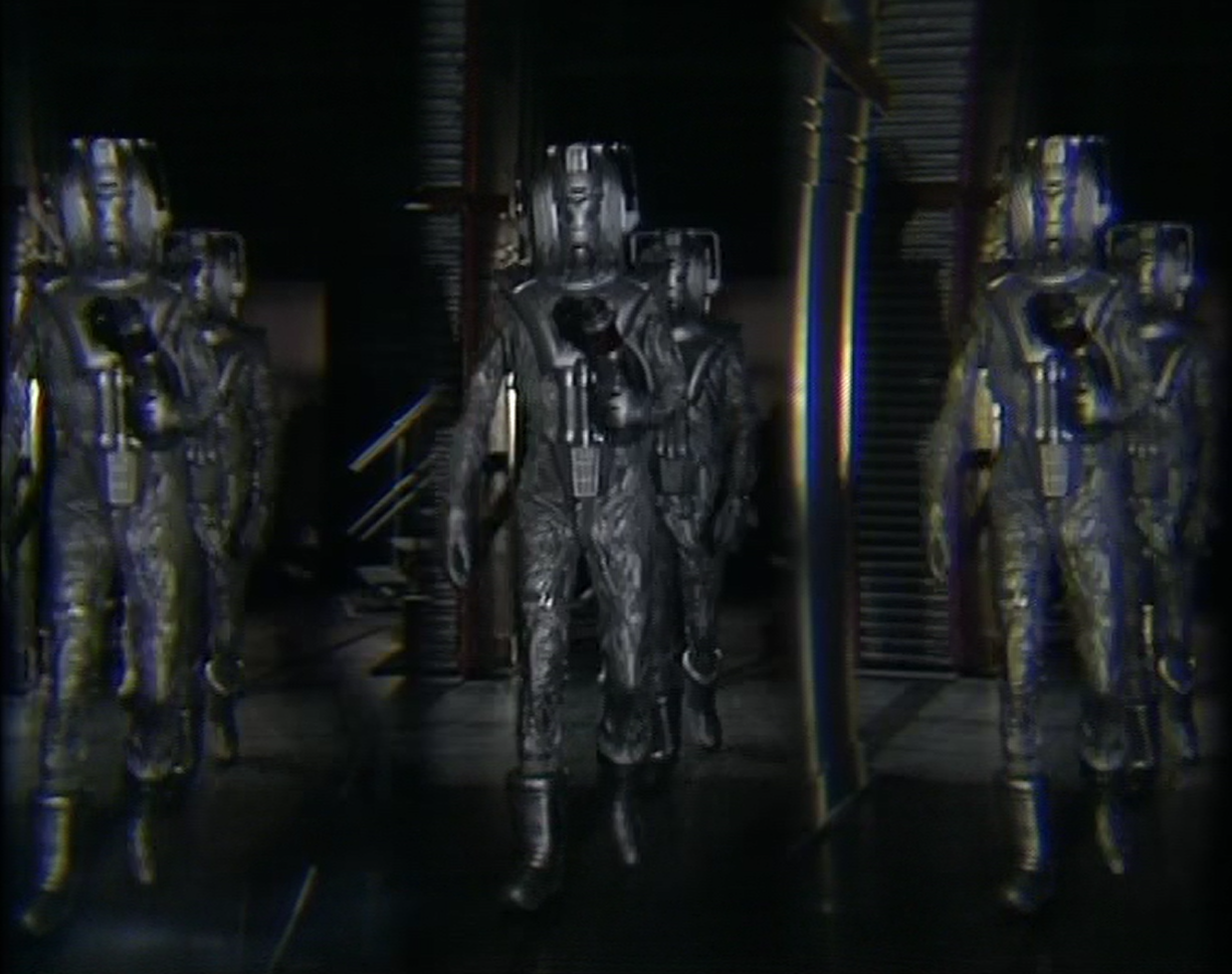 March of the Cybermen