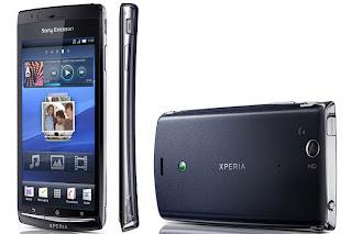 Spesifikasi Sony Ericsson Xperia Arc Terbaru