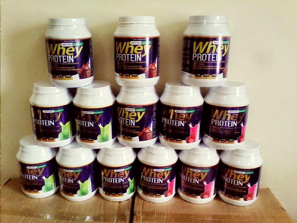 Protein vs Whey Protein Tips Kurus Pemakanan Sihat