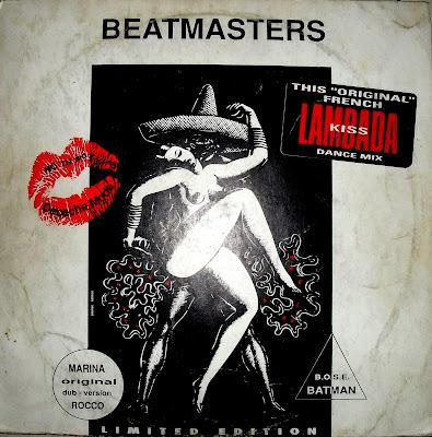 Aquellas Canciones Beatmasters 1989
