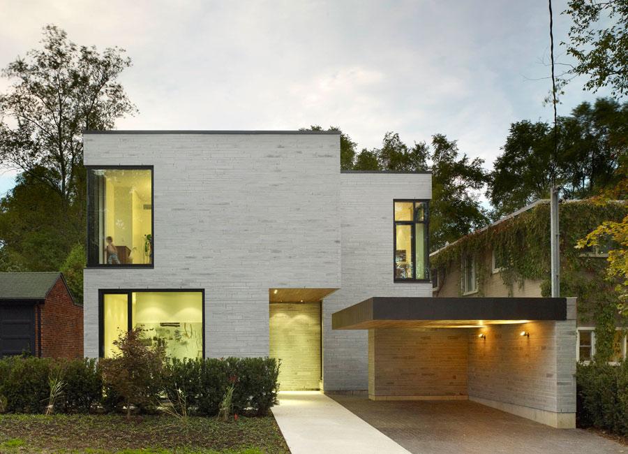 Stunning Cedarvale Ravine House In Toronto Inspiring