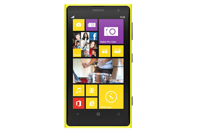 Nokia Lumia 1020 : Review and Specification