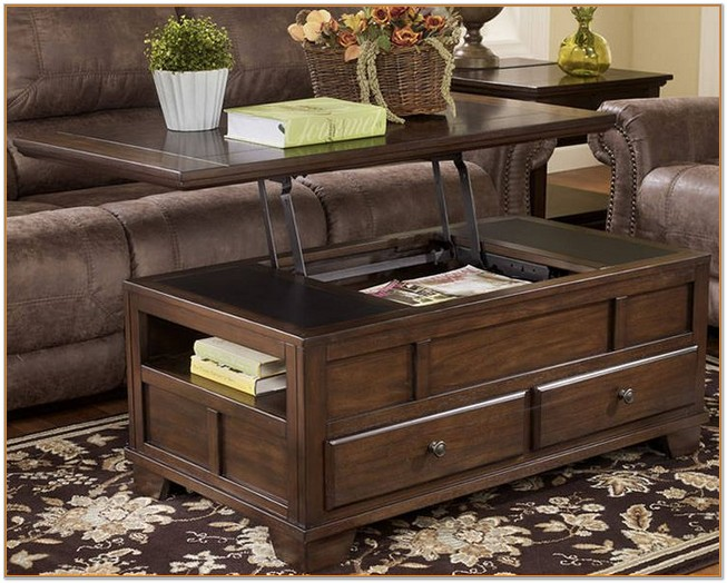 lift top coffee table as the greatest choice for coffee