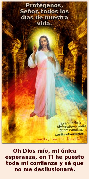 oracion para poner la confianza en Dios