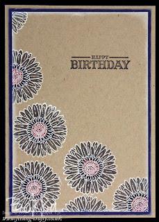 Reason to Smile Birthday Card by Bekka www.feeling-crafty.co.uk