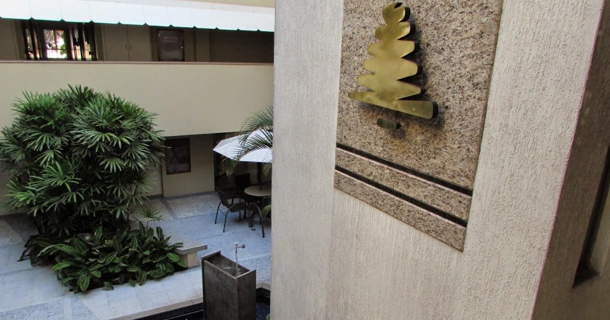 Cedro Hotel, em Londrina