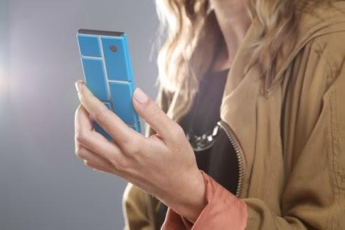 Il progetto Ara di Motorola e google per lo sviluppo di telefonini modulari personalizzabili dall'utente