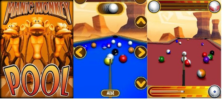 Manic monkey pool, free, downloads, java, games, mobile, phone, jar, platform, software, free multiplayer games, free downloads multiplayer, multiplayers, game multiplayer, java multiplayer