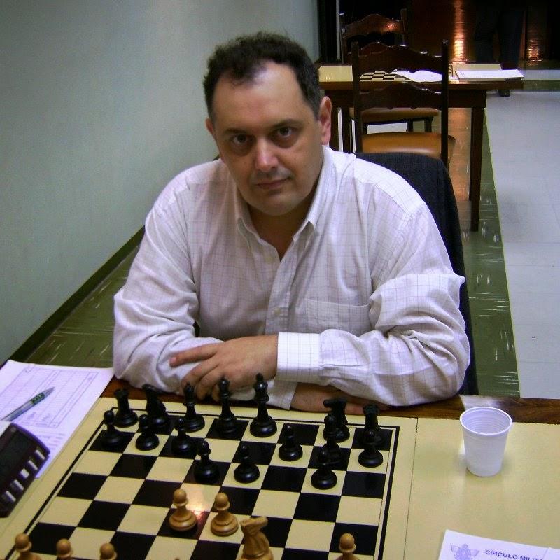 Maestro Internacional Luis Rodi