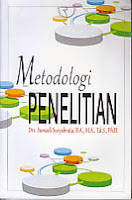 toko buku rahma: buku METODOLOGI PENELITIAN, pengarang sumadi suryabrata, penerbit rajawali pers