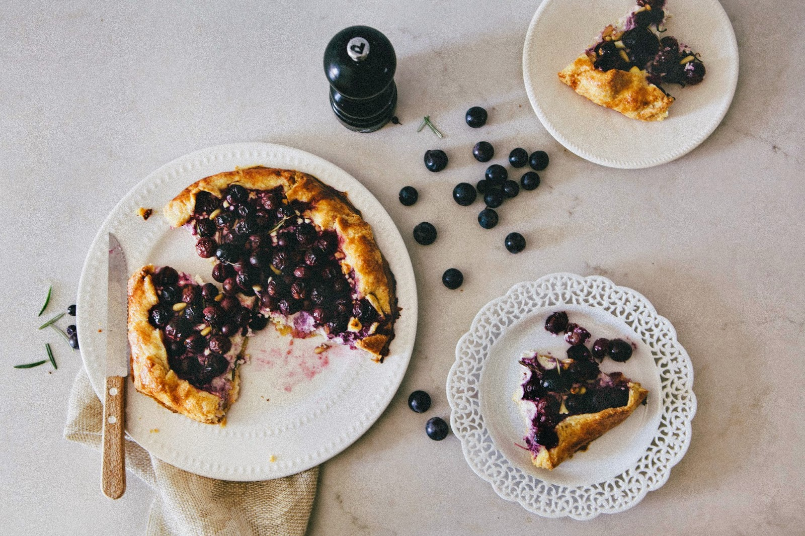 Grape Galettes Recipes — Dishmaps