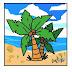 Mari Melukis Pokok Palma