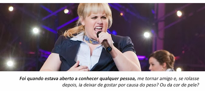 Rebel Wilson em Pitch Perfect