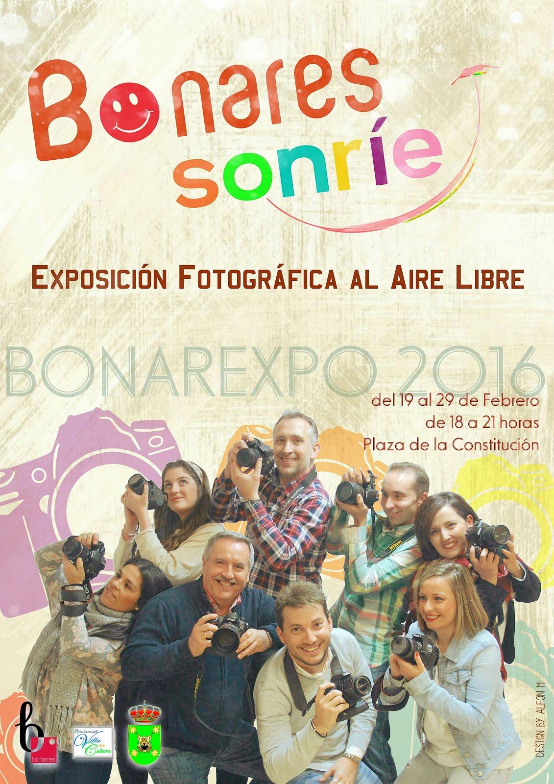 EXPO BONARES SONRÍE