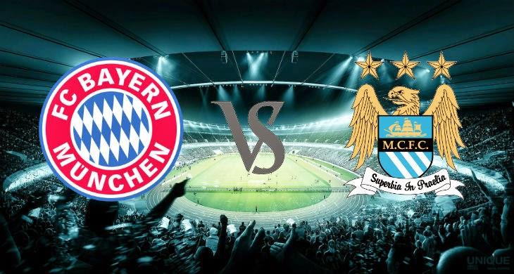 Prediksi Bola Bayern Munchen vs Manchester City 18 September 2014