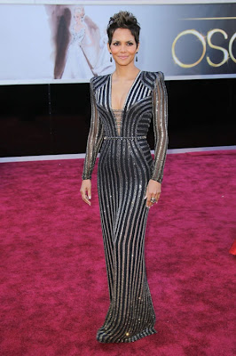 Halle Berry 2013 Academy Awards
