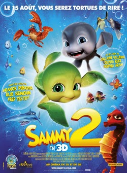 Sammy's Adventures 2 2012 poster