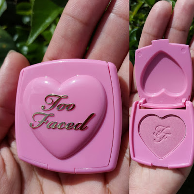 Too Faced Love Flush Blush 'Justify My Love' www.modenmakeup.com