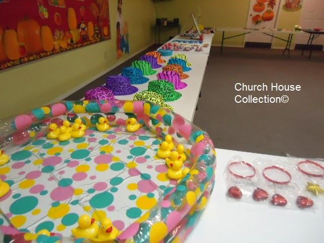 Fall Festival Game Ideas For Church