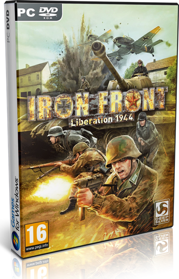 Expansin D-Day DLC Reloaded Juego Iron Front 1944