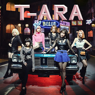 T-ara 2013 What Should I Do cover