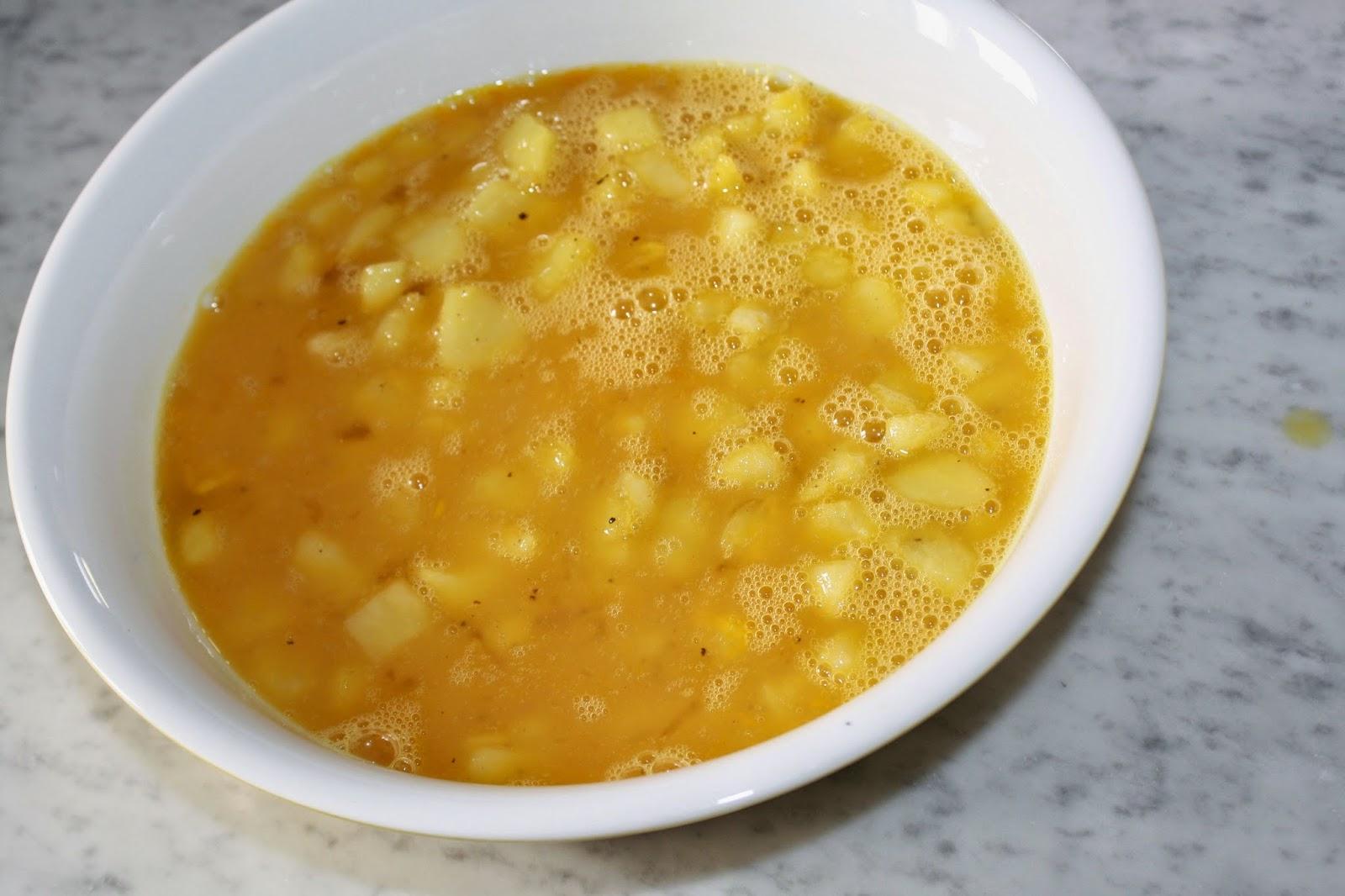 cucina spagnola tortilla di patate
