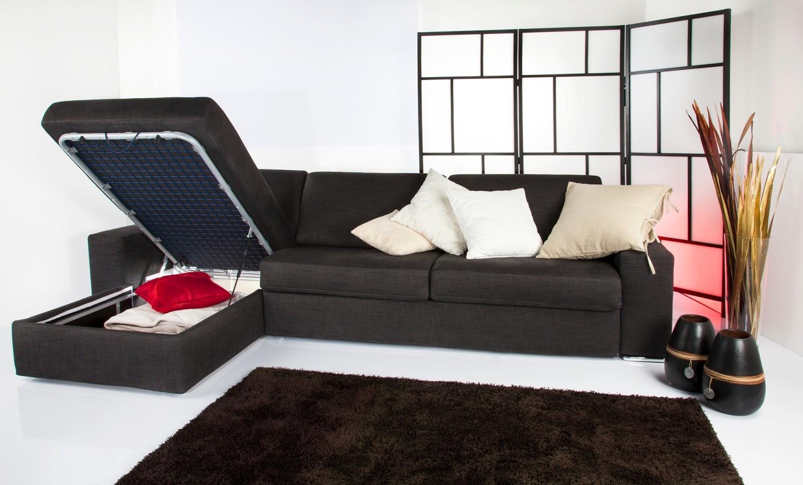 Vendita divani letto lissone monza e brianza milano divano letto con penisola contenitore - Divano letto angolare divani e divani ...