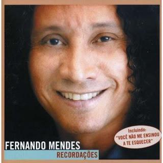 Capa Fernando Mendes – Recordações | músicas