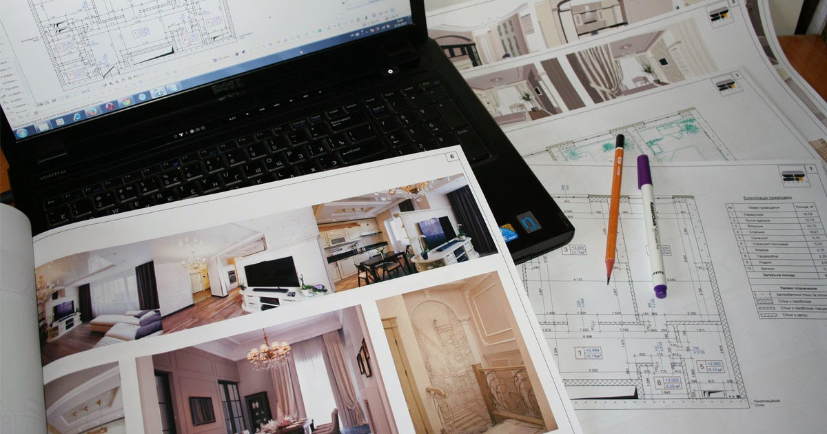 Разработка дизайн-проекта интерьера