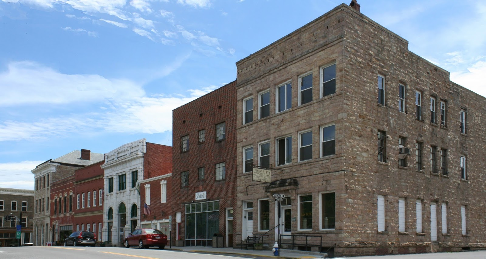 Vacation Rental Apartments In Historic Downtown Fayetteville West Virginia
