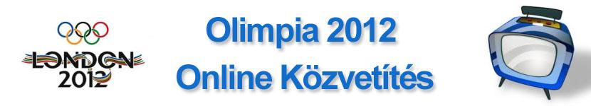 Londoni Olimpia ONLINE 2012