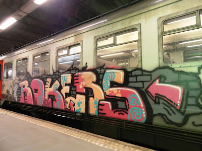 Young generations paint what they want, I was also doing more quantity than quality before. It's just a period. After some time you more and more want to see a real good panel on the train than three dirty ones - Hulk