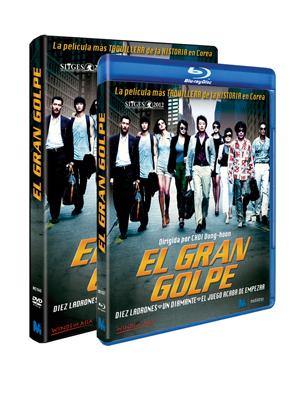 El Gran Golpe - DVD y Blu-Ray