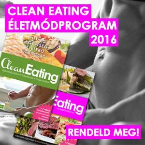 Clean Eating -  A tiszta étkezés