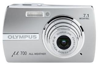 Camera Digital Olympus MJU 700 Compact