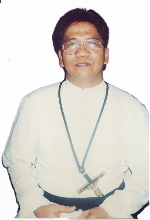 Fr. Benjamin Inocencio, OMI
