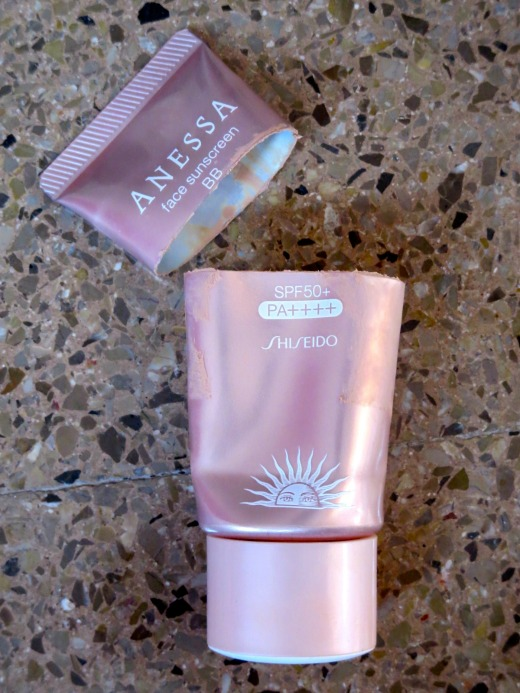 Anessa BB cream SPF 50+