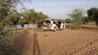 Wie geht wild campen? Was ist beim wild campiren zu beachten? Was zeichnet einen guten wildcamp spot aus?