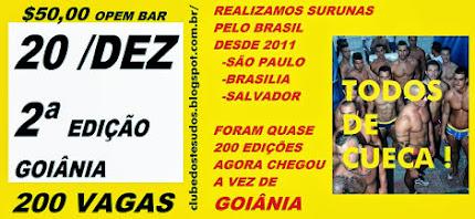 CLUBE DOS TESUDOS! TODOS DE CUECA... MAPA E DETALHES NO BLOG: http://clubedostesudos.blogspot.com.