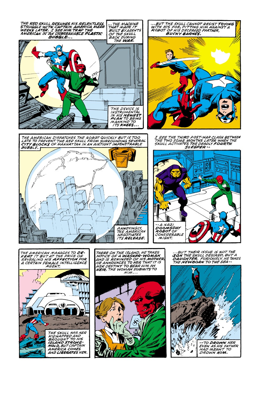 Captain America (1968) Issue #350 #282 - English 49
