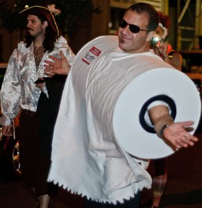 inhabitatcom - Scary Diy Halloween Costumes