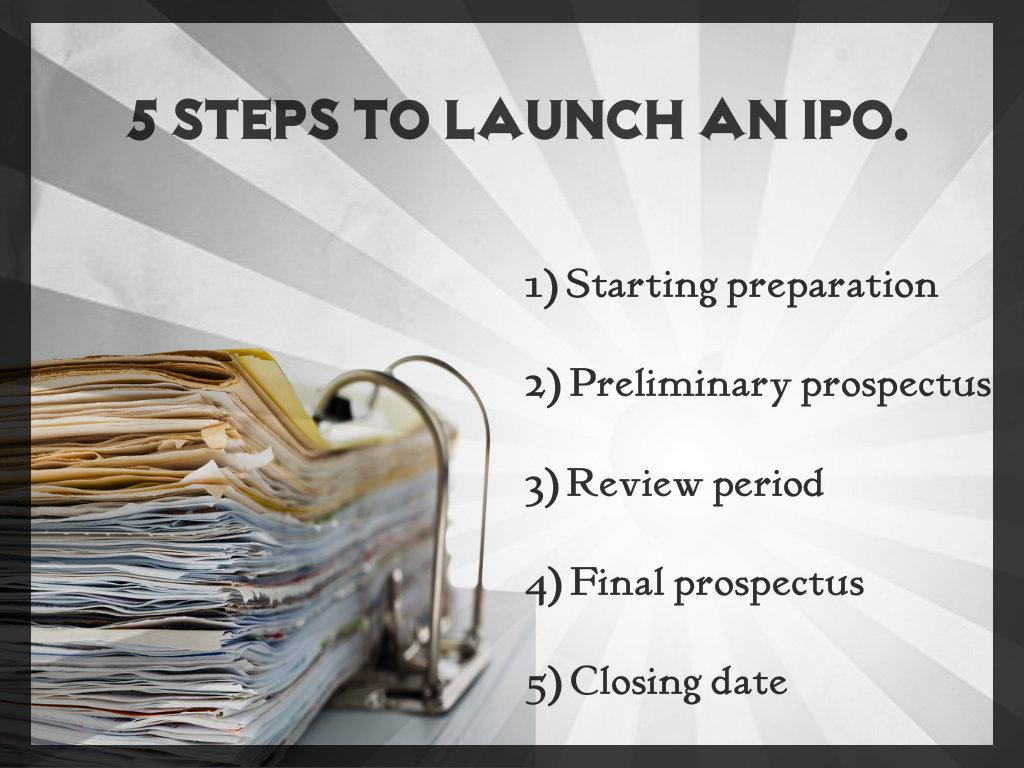 IPO regulations