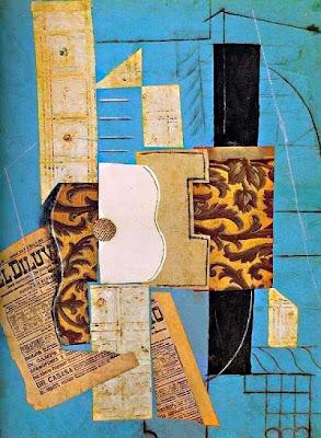Guitarra (Pablo Picasso)