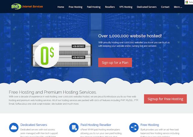 hosting sites Adult