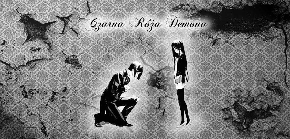 Kuroshitsuji Opowiadanie: Czarna Róża Demona