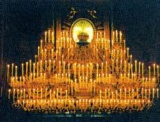 S Maria dell'Orto Giovedì Santo e la veglia delle 'Quarantore': visite guidate Roma 28/03/2013